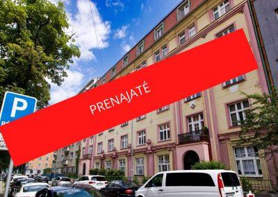 Prenájom 2i byt oproti EUROVEA (Klemensova)
