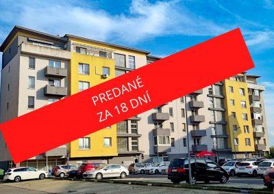 Novostavba 1i byt Senec (Pezinská)