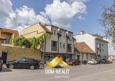 Novostavba Šamorín, 2i byt v centre (Gazdovský rad)