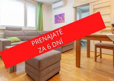 PRENÁJOM 2i byt Karlová Ves (Jána Stanislava)