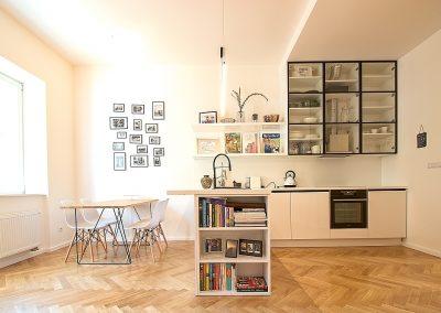 PRENÁJOM Luxusný 2i byt PALISÁDY Lermontovova ulica