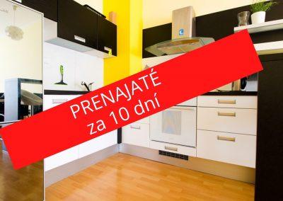 PRENÁJOM 2-izbový, novostavba, centrum (Mickiewiczova), s garážou